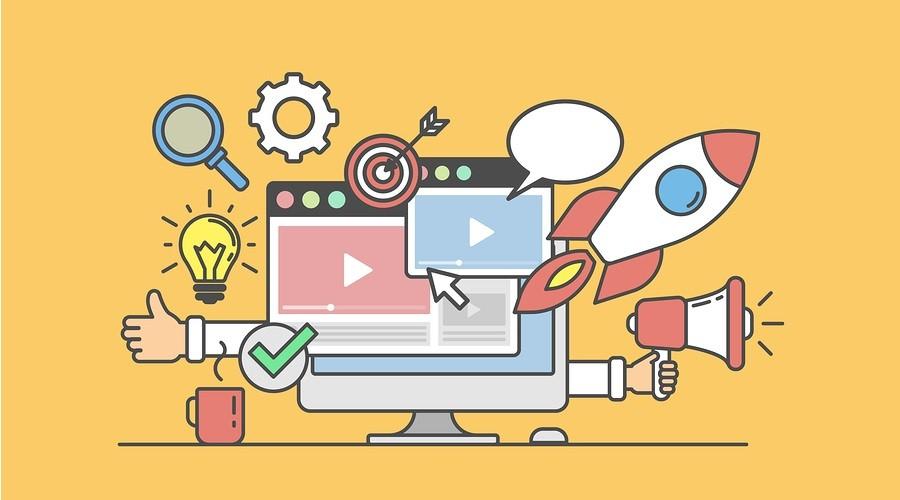 Video Konten Marketing
