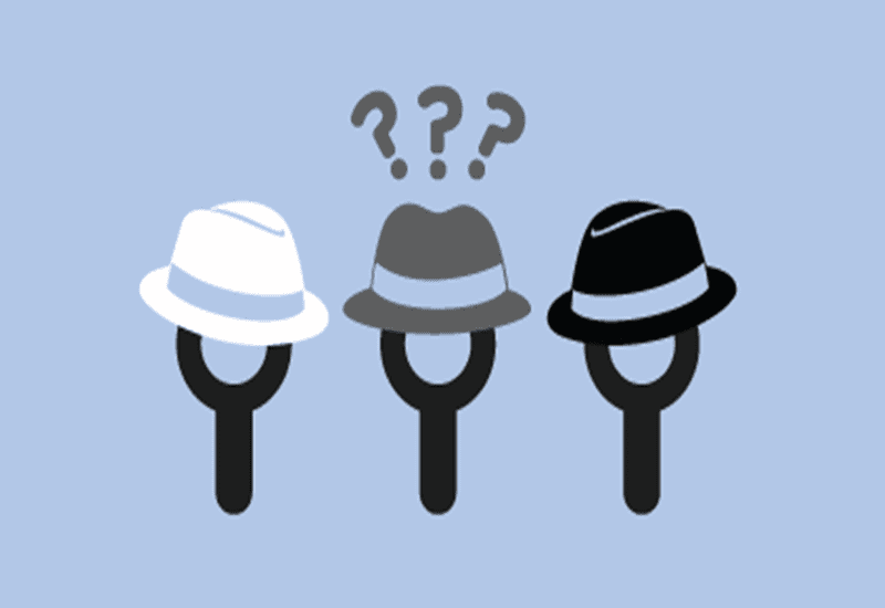 Perbedaan Jenis Teknik White Hat SEO, Black Hat SEO dan Grey Hat SEO