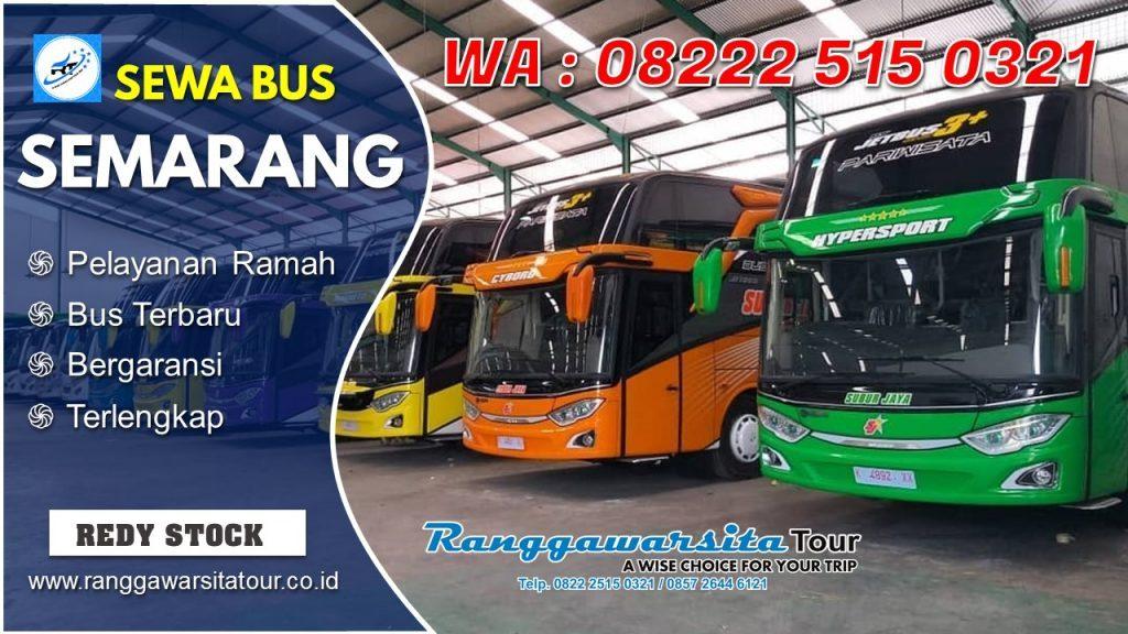 Agen Sewa Bus Semarang