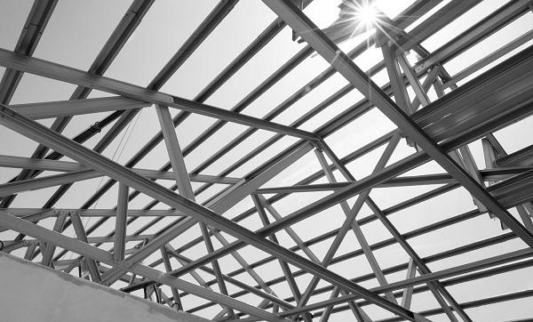 Kelebihan Atap Bangunan Menggunakan Baja Ringan