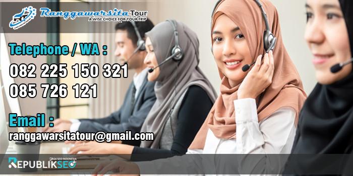 Kontak Pemesanan Sewa Bus Semarang Ranggawarsita Tour