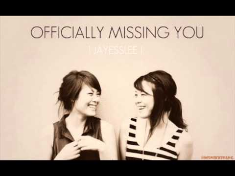 Lagu Jayesslee - Officially Missing You