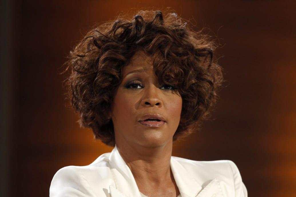 Lagu Whitney Houston - I'll Always Love You