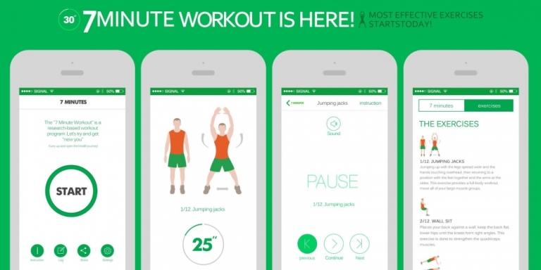 7 Menit Workout