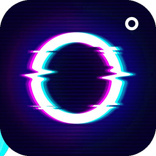 Aplikasi Edit Vidio Android Glitch