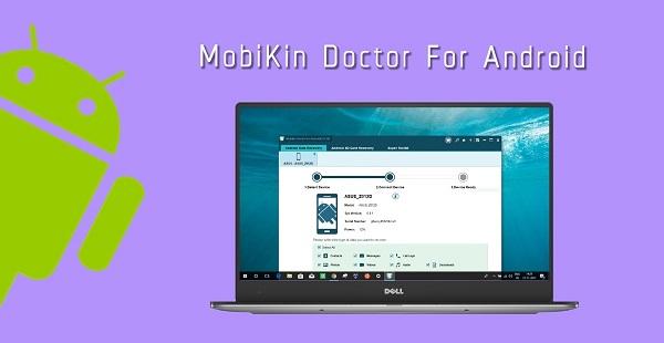 Aplikasi File Recovery Data Android MobiKin Doctor