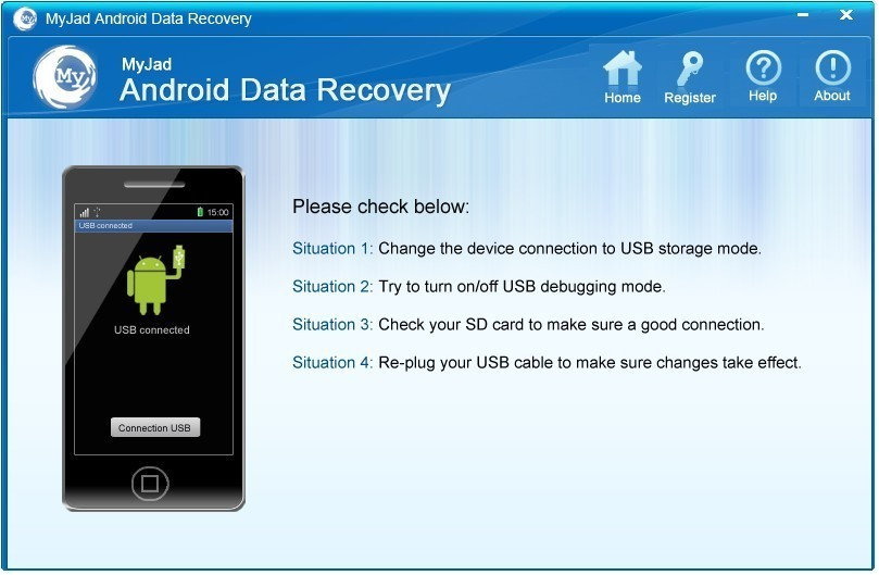 Aplikasi File Recovery Data Android Myjad