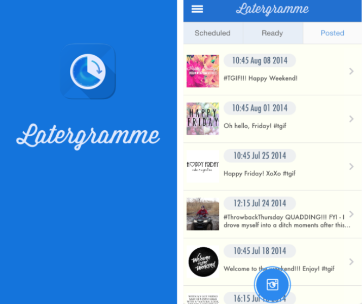 Aplikasi Jualan Online Latergram