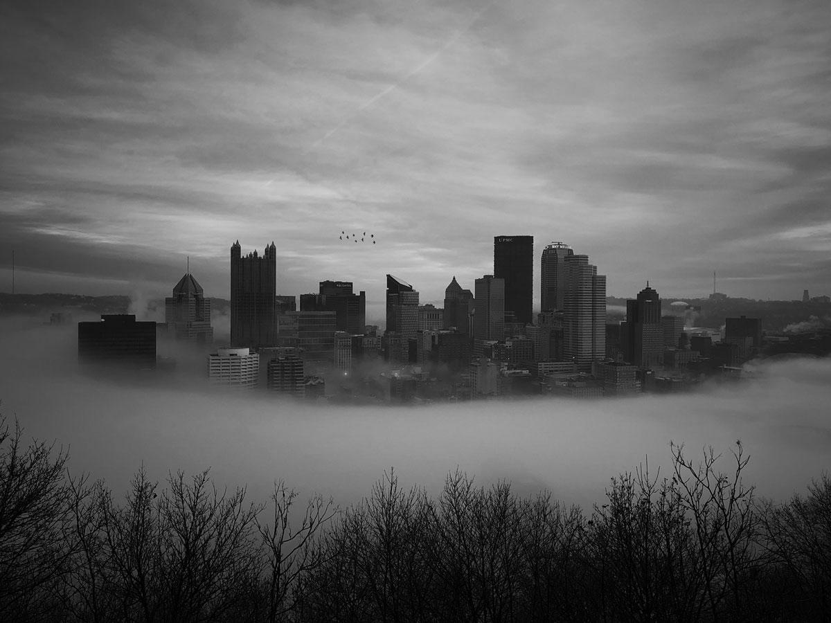 Genre Fotografi Black and White Photography