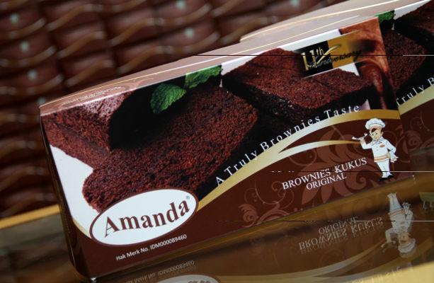Brownies Kukus Amanda, Sajuta Edisi14 2012