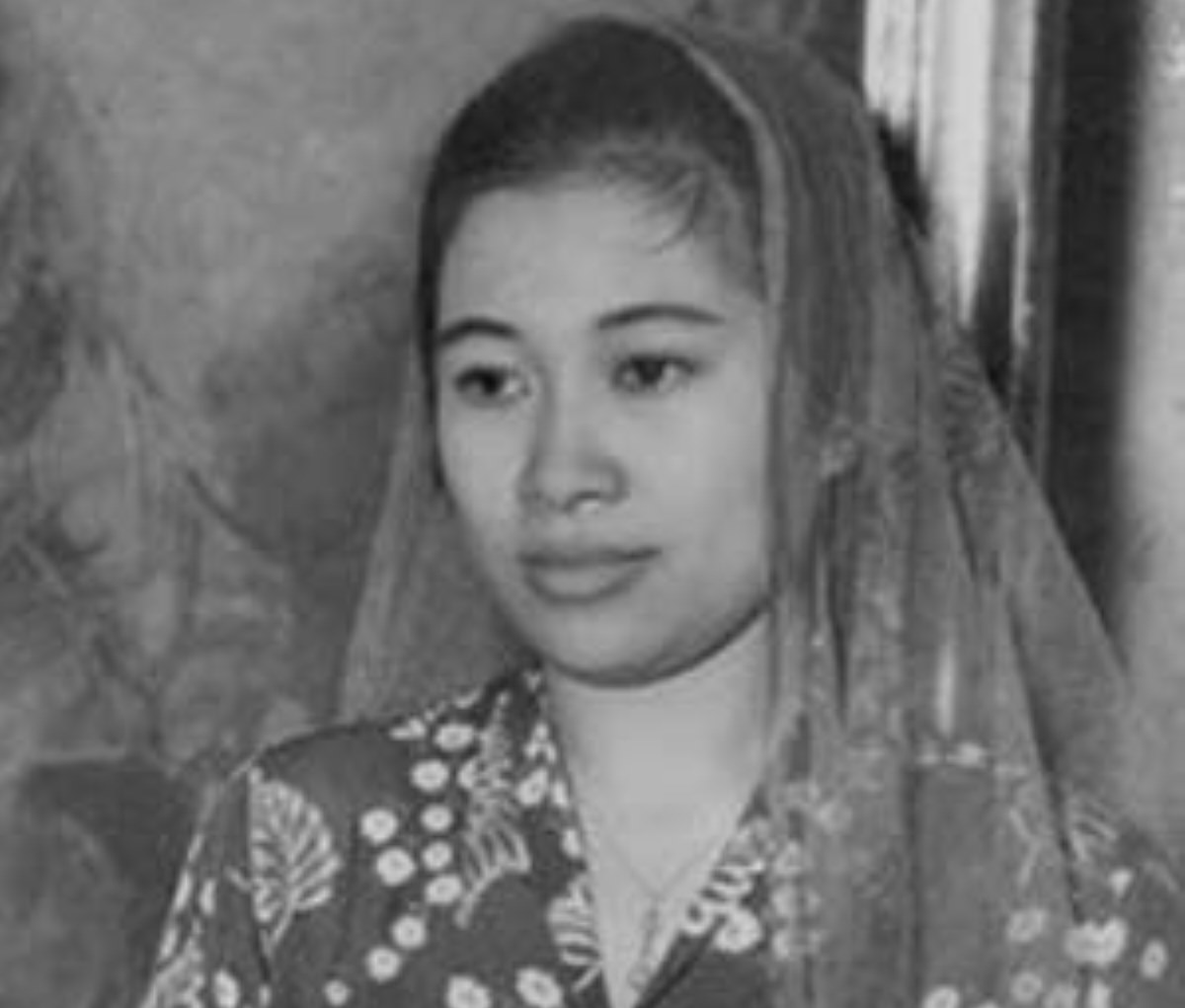Pahlawan Wanita Indonesia Fatmawati Soekarno