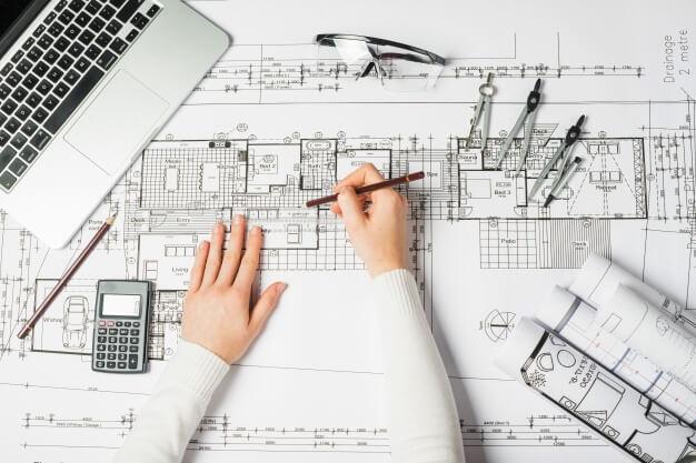 Pelajaran dalam Jurusan Arsitektur