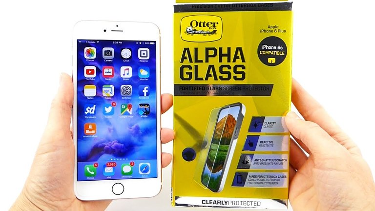 Tempered Glass OtterBox