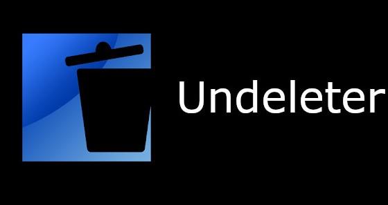 Undeleter Recover Files dan Data