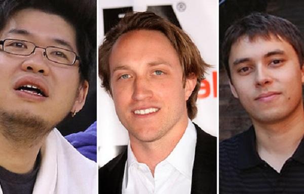 Chad Hurley, Steve Chen dan Jawed Karim
