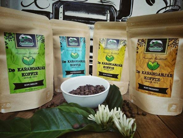 De Karanganjar Koffie Plantage