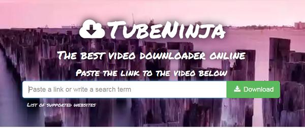 Download Video Youtube Menggunakan Tubeninja.net