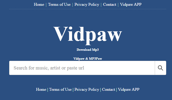Download Video Youtube Menggunakan Vidpaw.net