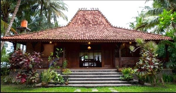 Gambar Rumah Adat Jawa Timur