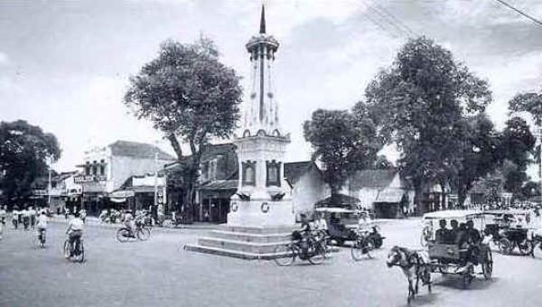 Historis Kota Yogyakarta