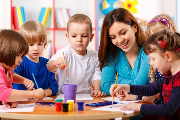 Jurusan Pendidikan Guru TK