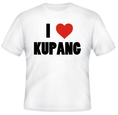 Kaos Asal Kupang