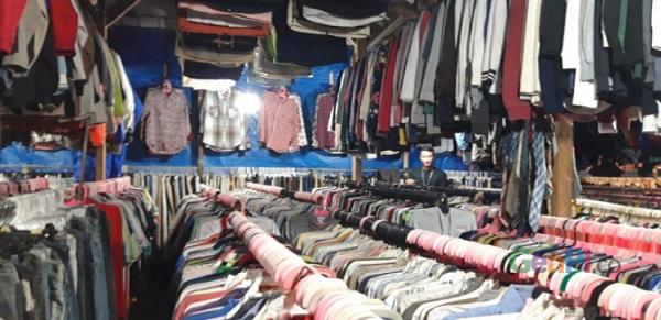 Pakaian Branded Import Temanggung