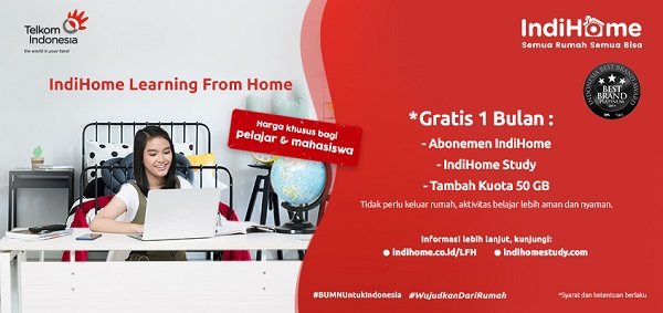 Paket Learning from Home