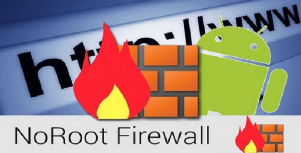 Pemakaian NoRoot Firewall