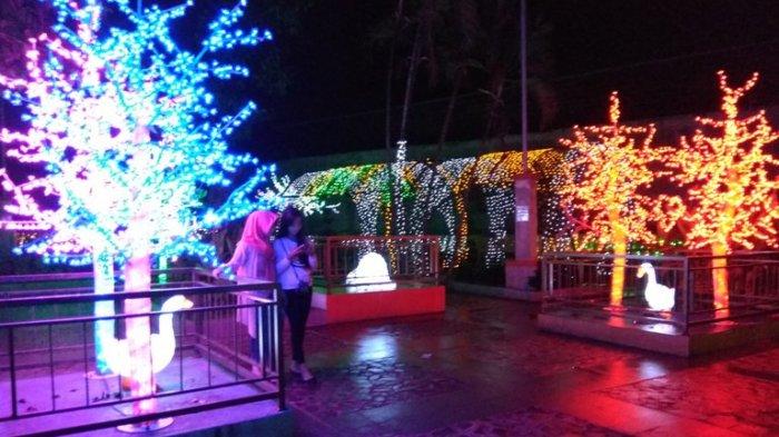 Taman Pelangi Monumen Jogja Kembali (Monjali)