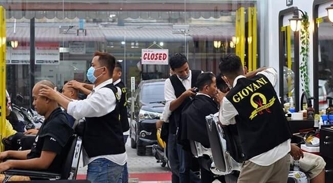 Trend Barbershop Modern Indonesia, Simak Analisa Kami