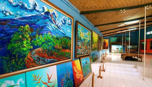 Wisata Jogja Dekat Malioboro Museum Affandi