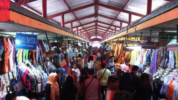 Wisata Jogja Dekat Malioboro Pasar Beringharjo