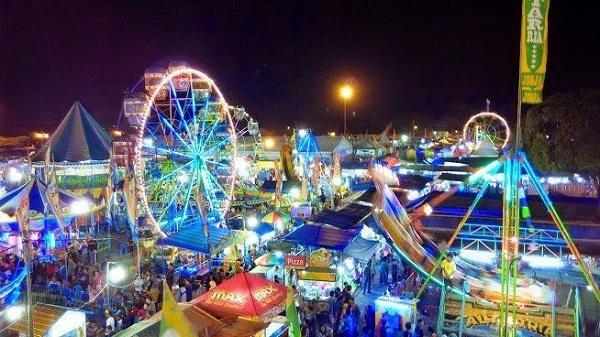 Wisata Jogja Dekat Malioboro Pasar Malam Sekaten