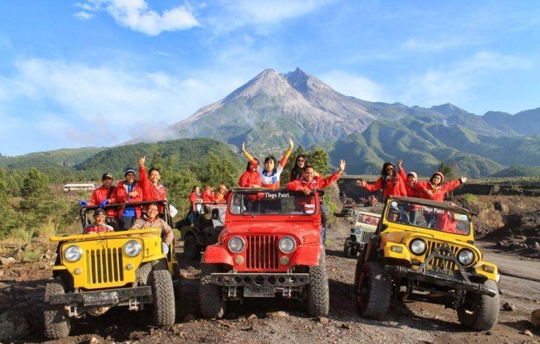 Wisata Jogja Gunung Merapi