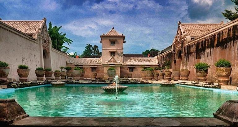 Wisata Jogja Tamansari