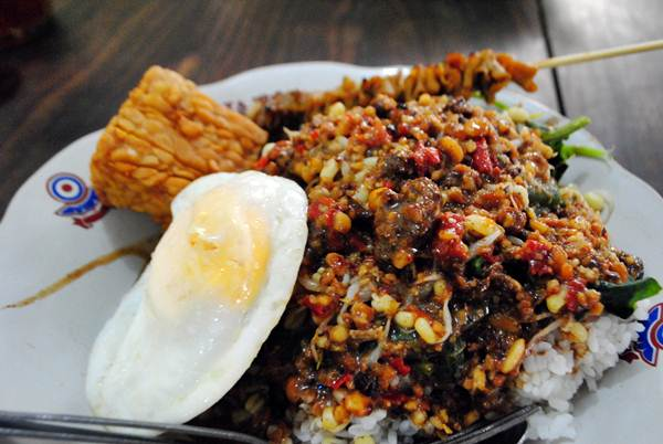 Wisata KulinerJogja SGPC Bu Wiryo