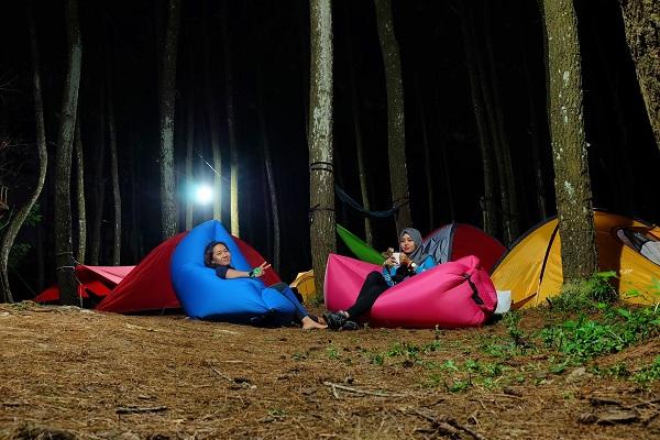 Camping Ground Hutan Pinus Mangunan