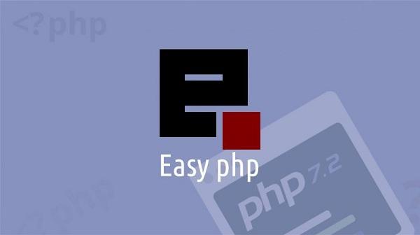 Easyphp web server