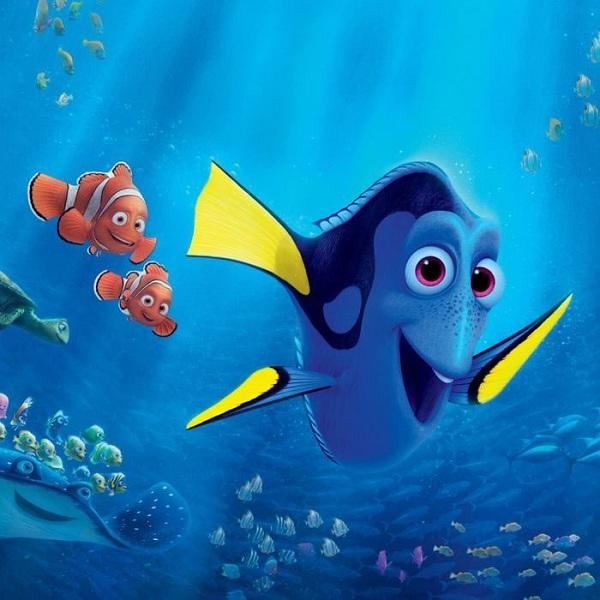 Finding Nemo dirilis 2003