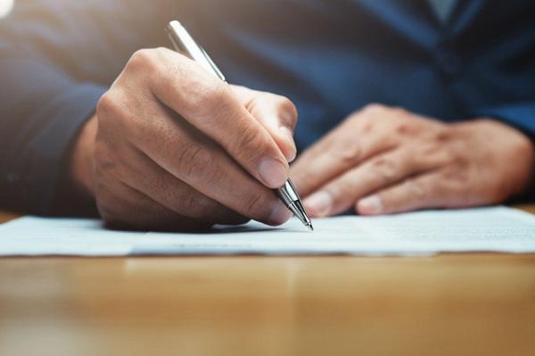Komponen yang Harus Tercantum dalam Surat Perjanjian Utang Piutang