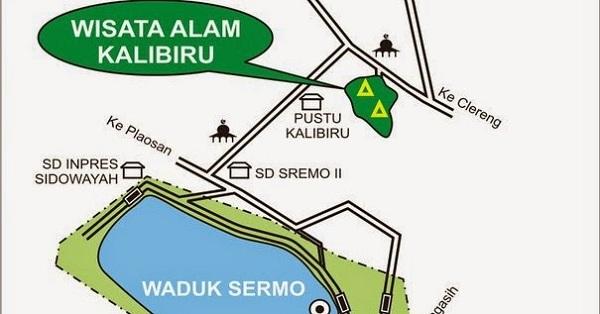 Lokasi Wisata Kalibiru