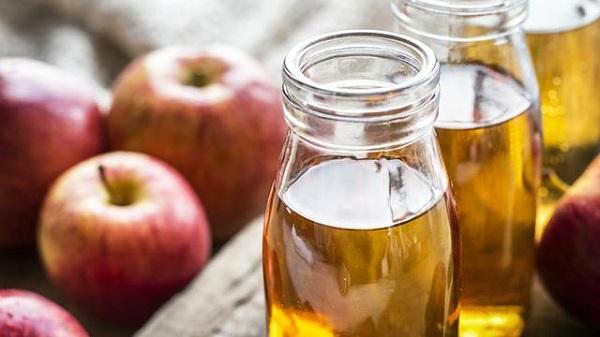 Olesi dengan Cuka Apel
