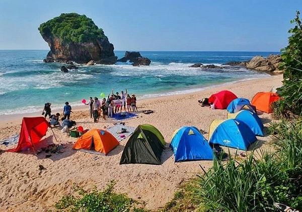 Pantai Jungwok Gunung Kidul