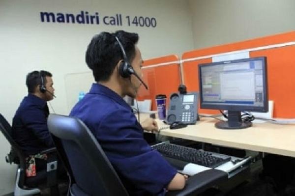 Pendaftaran Call Center Mandiri