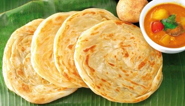 Roti Canai Oleh-oleh Khas Tanjung Pinang