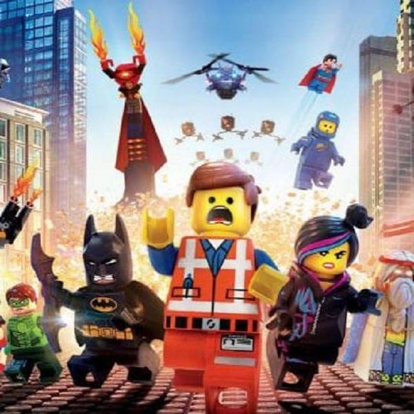 The Lego Movie dirilis 2014