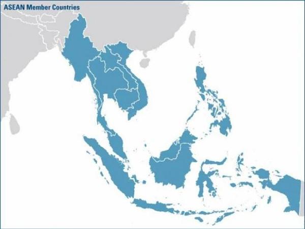 peta buta ASEAN