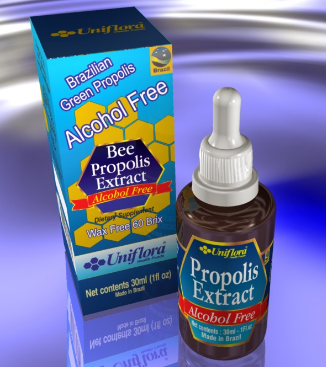 Bee Propolis Extract Alcohol Free