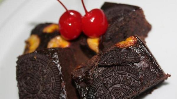 Brownies Pisang Lampung